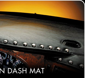 DESIGN DASH MAT