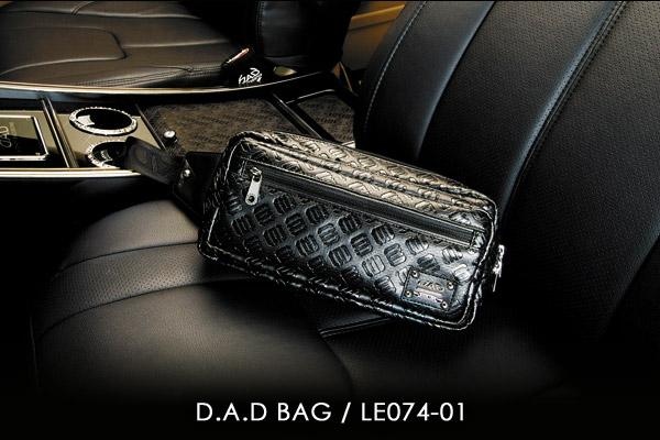 d a d バッグ le074 01 バッグ メンズバッグ d a d ギャルソン公式通販